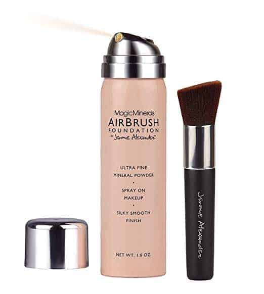 MagicMinerals AirBrush Foundation by Jerome Alexander