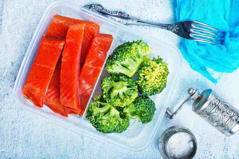 balanced diet food