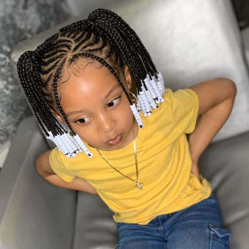 braid hairstyles little