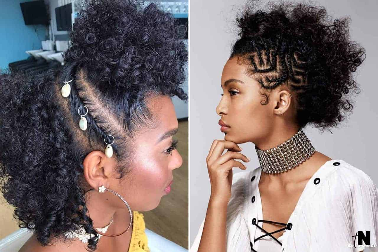 Flipboard 30 Different Ways To Style Your Natural Hair At Home