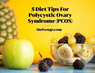 diet tips for women with pcos