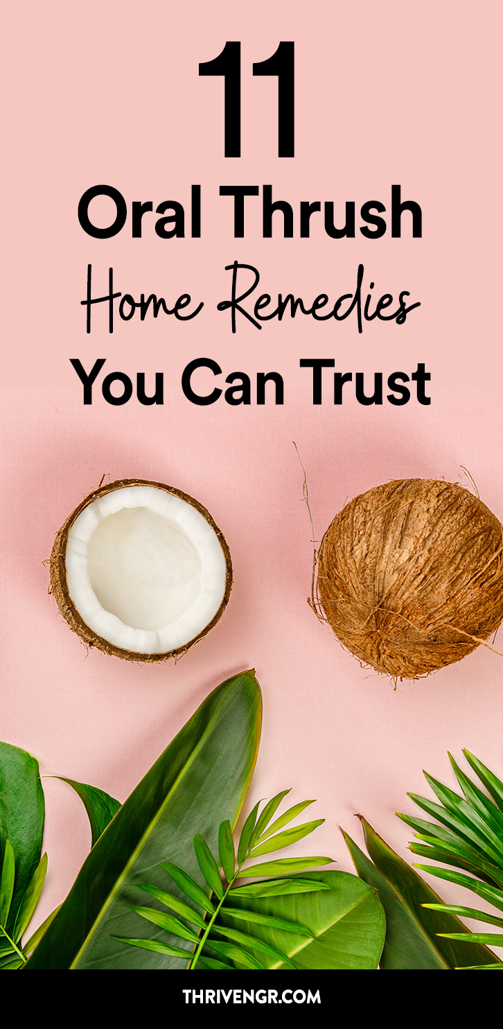 Oral Thrush Home Remedies