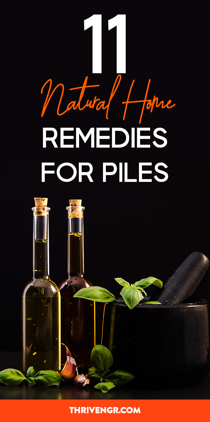 Home remedies for pile