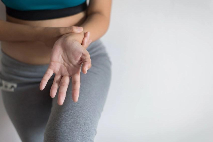 Thrive Yoga can help Parkinson's symptoms