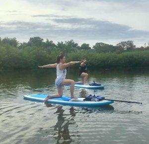 SUP Yoga, Thrive