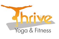 Thrive Yoga and Fitness - Logo