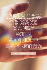 Come read the Thriving Affiliates blog where we teach everything affiliate marketing! #thrivingaffiliates #affiliatemarketing