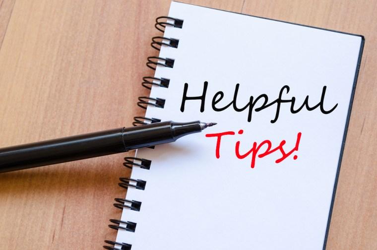 Helpful Blogging Tips