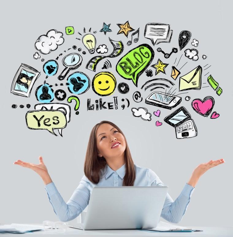 Sharing Social Media information