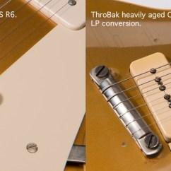 Gibson Guitar Pickup Wiring Diagrams Kicker L7 12 Diagram Repro P90 Covers By Throbak - Vintage Spec
