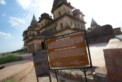 Cenotaphs of Orchha 10