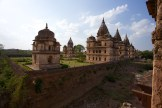 Cenotaphs of Orchha 3