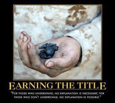 earning the title