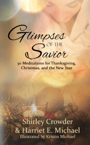 Glimpses of the Savior FRONT cover