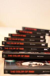 The Color of Rain Bindings