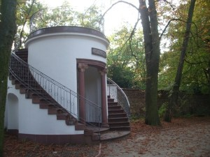Goethe's Summer Writing Place