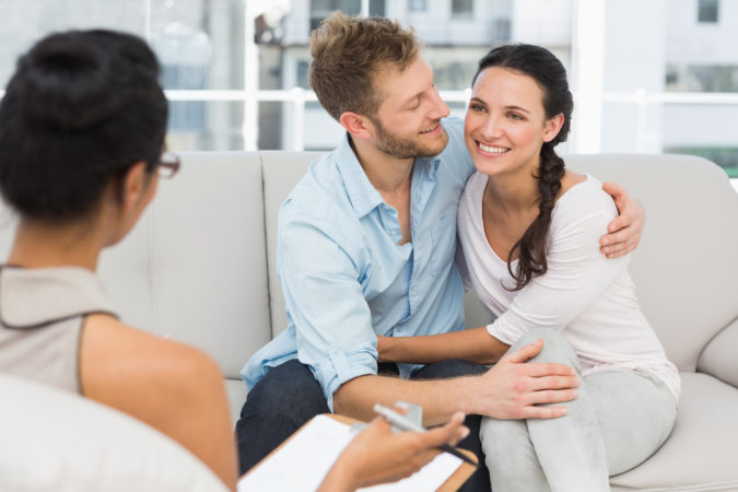 Couples therapy for dating couples