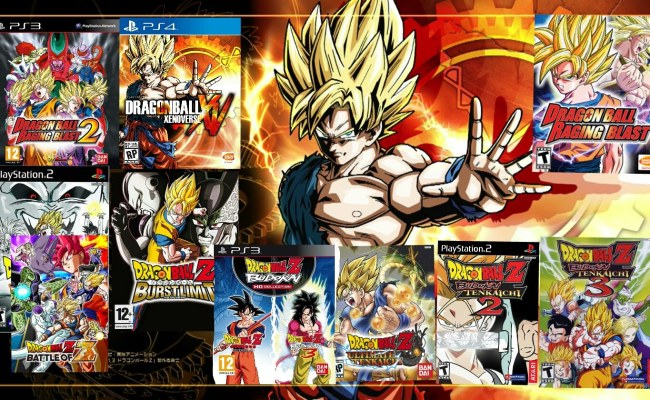 The Dragon Ball Z Game You Ve Always Wanted Is Coming Soon