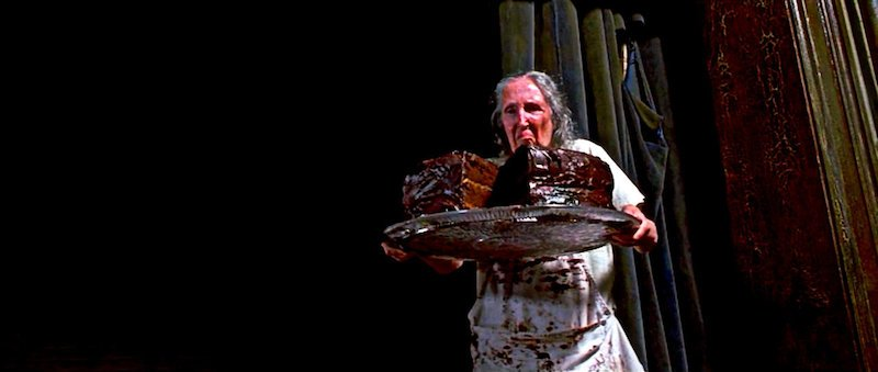 It Matilda Eating Chocolate Cake
