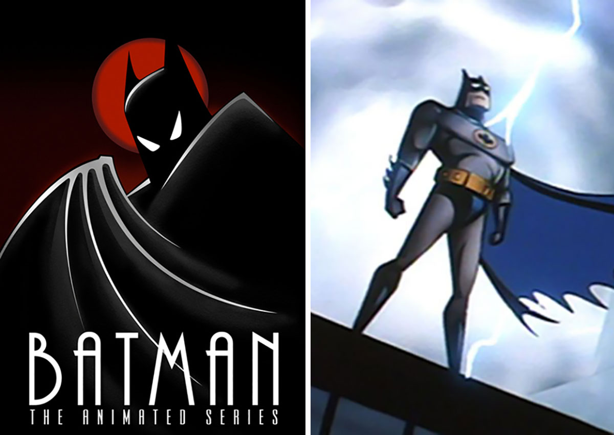13 Things You Didnt Know About Batman The Animated Series