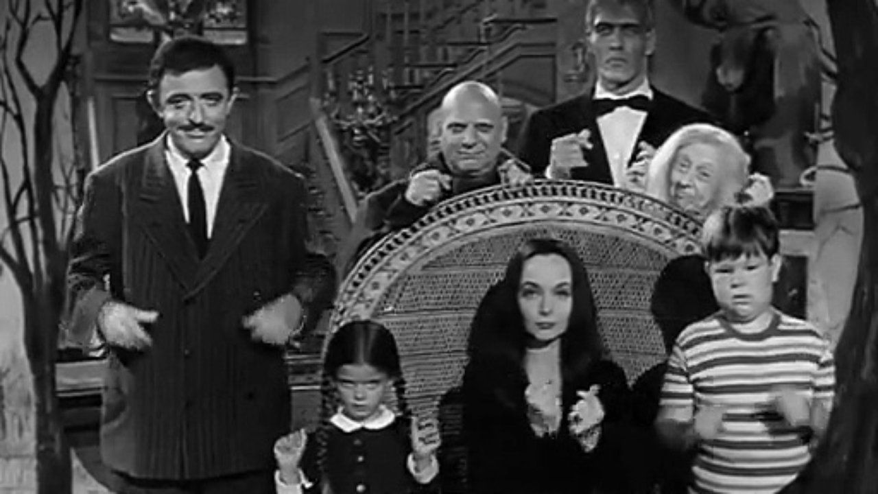 The Addams Family Is Getting A Creepy And Cartoony