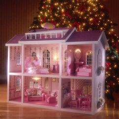 Fold Out Chair Bed Kids Chestnut Leather Barbie's Dream House Is Going Back To Basics