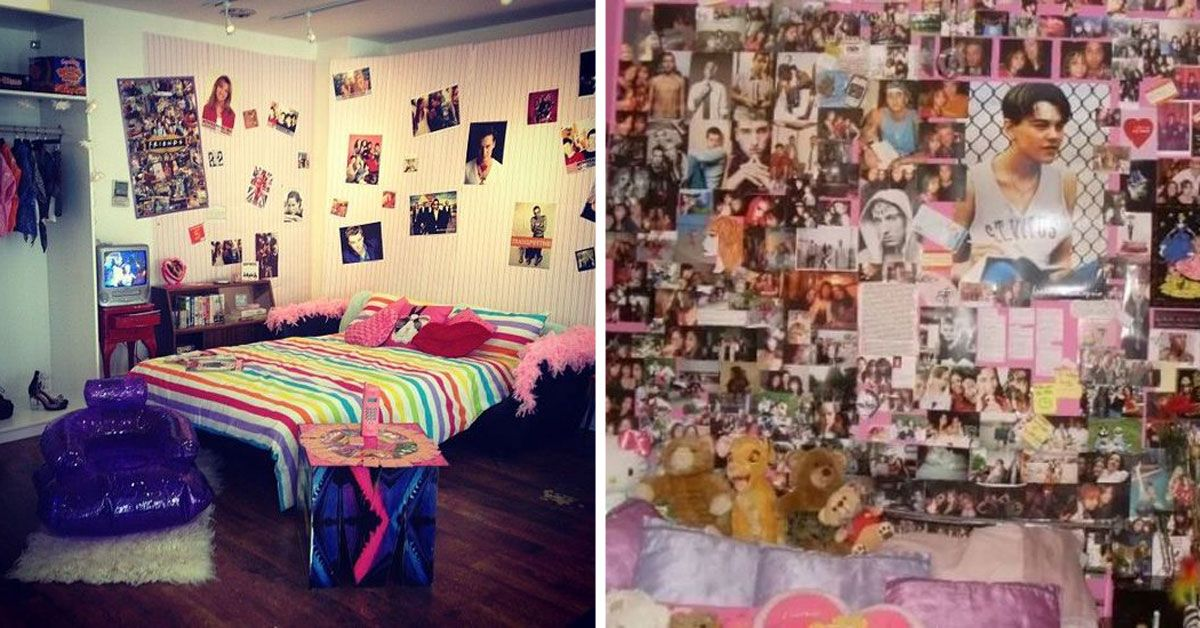 15 Photos Of 90s Bedrooms That Will Make You Miss Your
