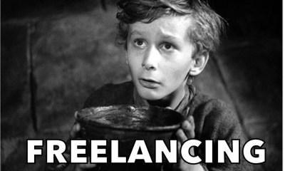 throwcase freelancing