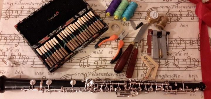 oboe reed throwcase