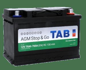 TAB – EcoDry AGM AG70