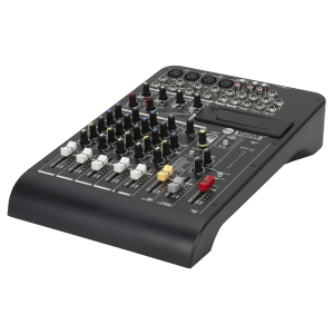 RCF – L-PAD 8CX 8 CHANNEL MIXING CONSOLE WITH EFFECTS
