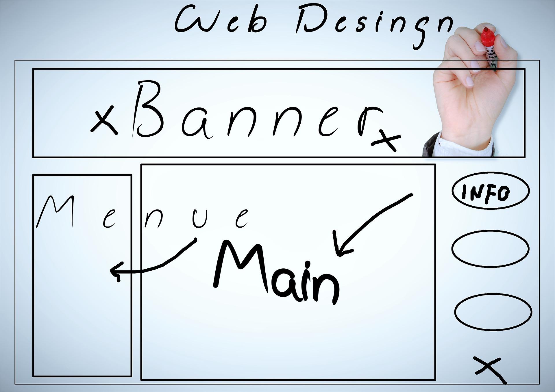 webdesign thrust marketing