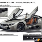 Bmw I8 Roadster Coupe 2018 Models India 6 Thrust Zone