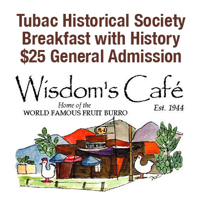 Ticket for Breakfast with History