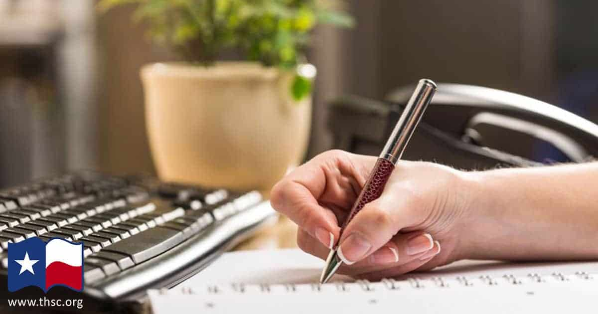 THSC Writing Opportunities