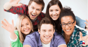 Teenagers – Beloved Disciples