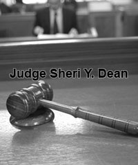 Judge Sheri Y. Dean