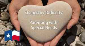 Shaped by Difficulty, Parenting with Special Needs