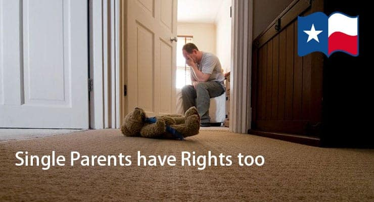 Single Parents have Rights too.
