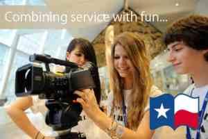 Workshops and Volunteering had a baby: Teen Staff