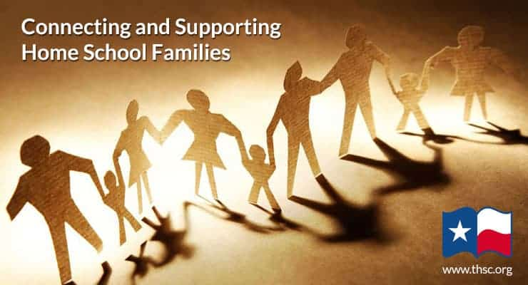Connecting and Supporting Homeschool Families
