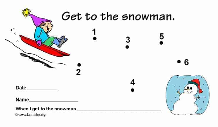free-get-snowman-behavior-chart-half