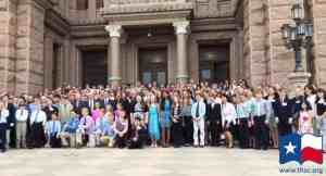 10 Reasons to Attend THSC Capitol Days