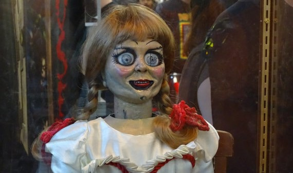 Real Annabelle Doll Replica