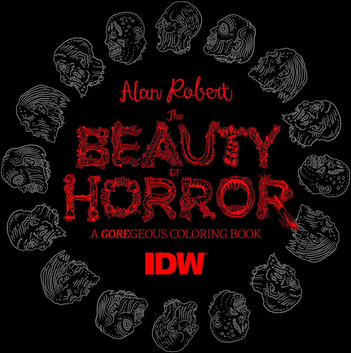 Afbeeldingsresultaat voor the beauty of horror