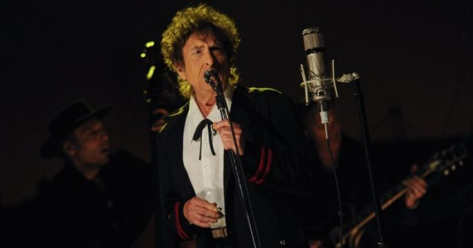 "Bob Dylan acknowledged his Nobel Prize for Literature win Friday, saying the award left him ""speechless"" and that he plans on attending the ceremony. CBS"