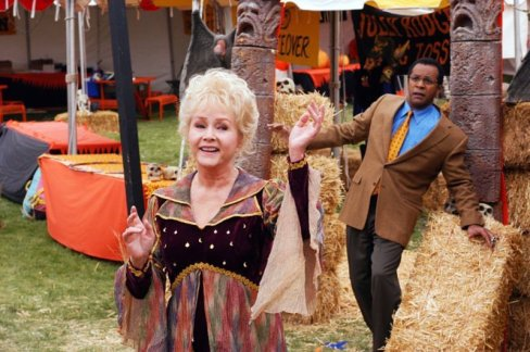 Debbie Reynolds Forever Memorialized by the Cast of Halloweentown
