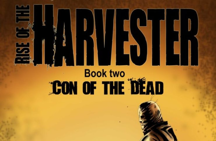 Rise of The Harvester: Book Two by Steve McGinnis