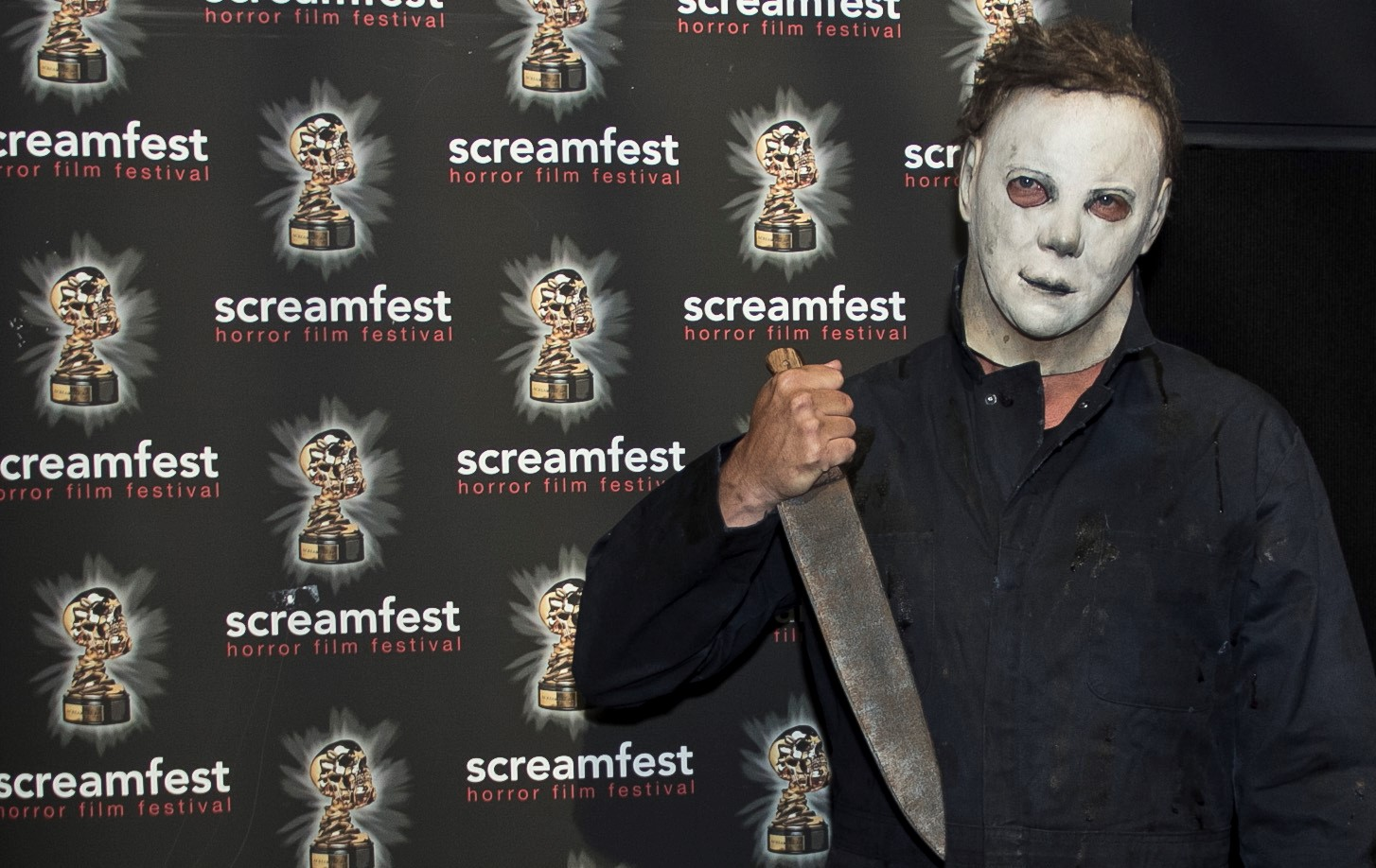 exclusive video & photos: 'halloween 4: the return of michael myers