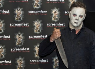 Michael Myers Halloween 4 Screamfest 2018
